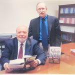 Nelson DeMille with Larry Davidson