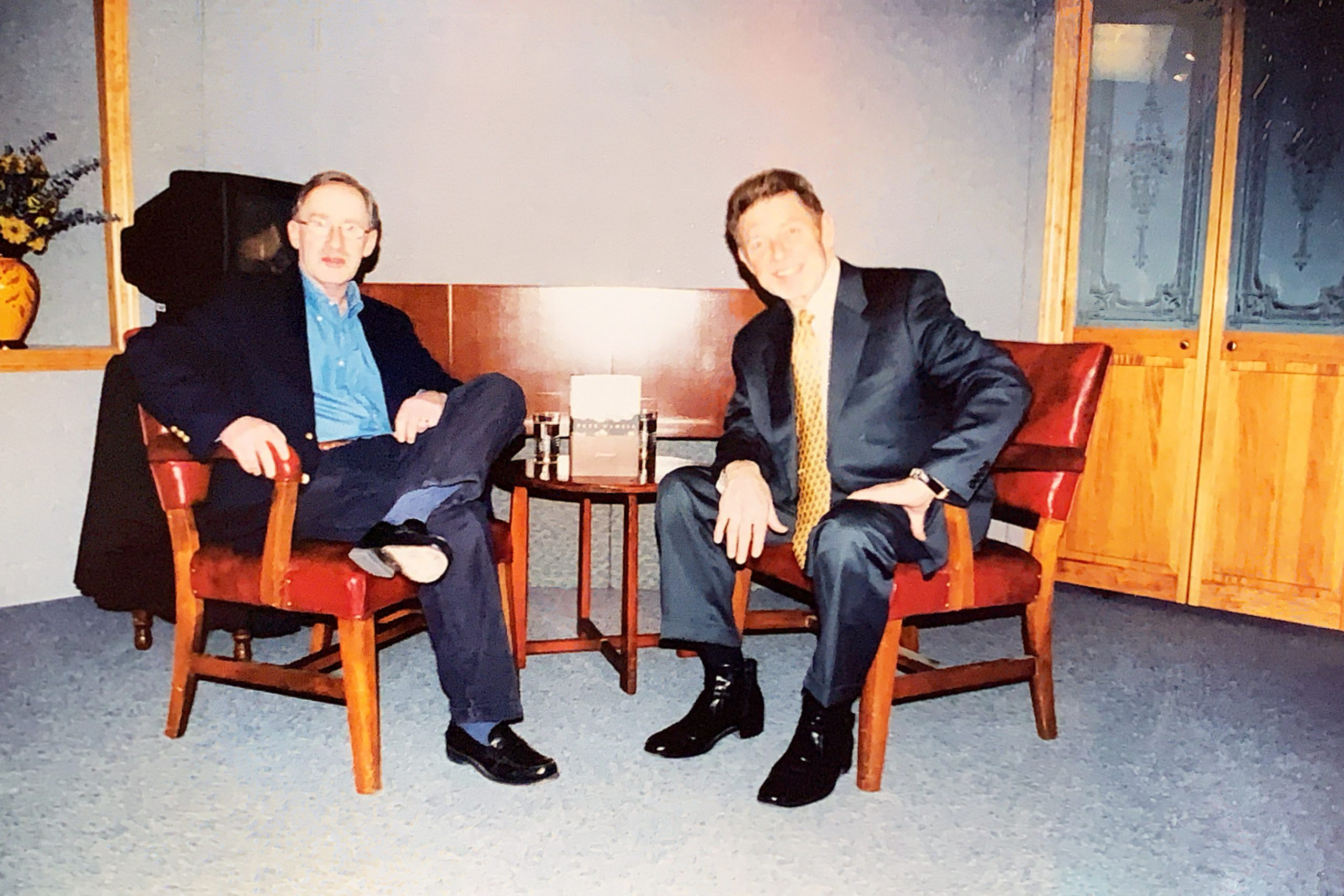 """Pete Hamill appearing on """"Davidson and Company"""""""