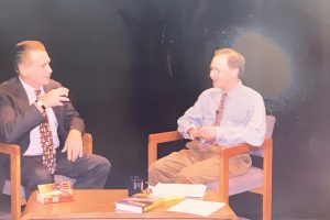 "Dan Mahoney, author of ""Edge of the City"""