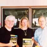 "The authors of ""Wine for Dummies"" at ""Writers on the Vine"""