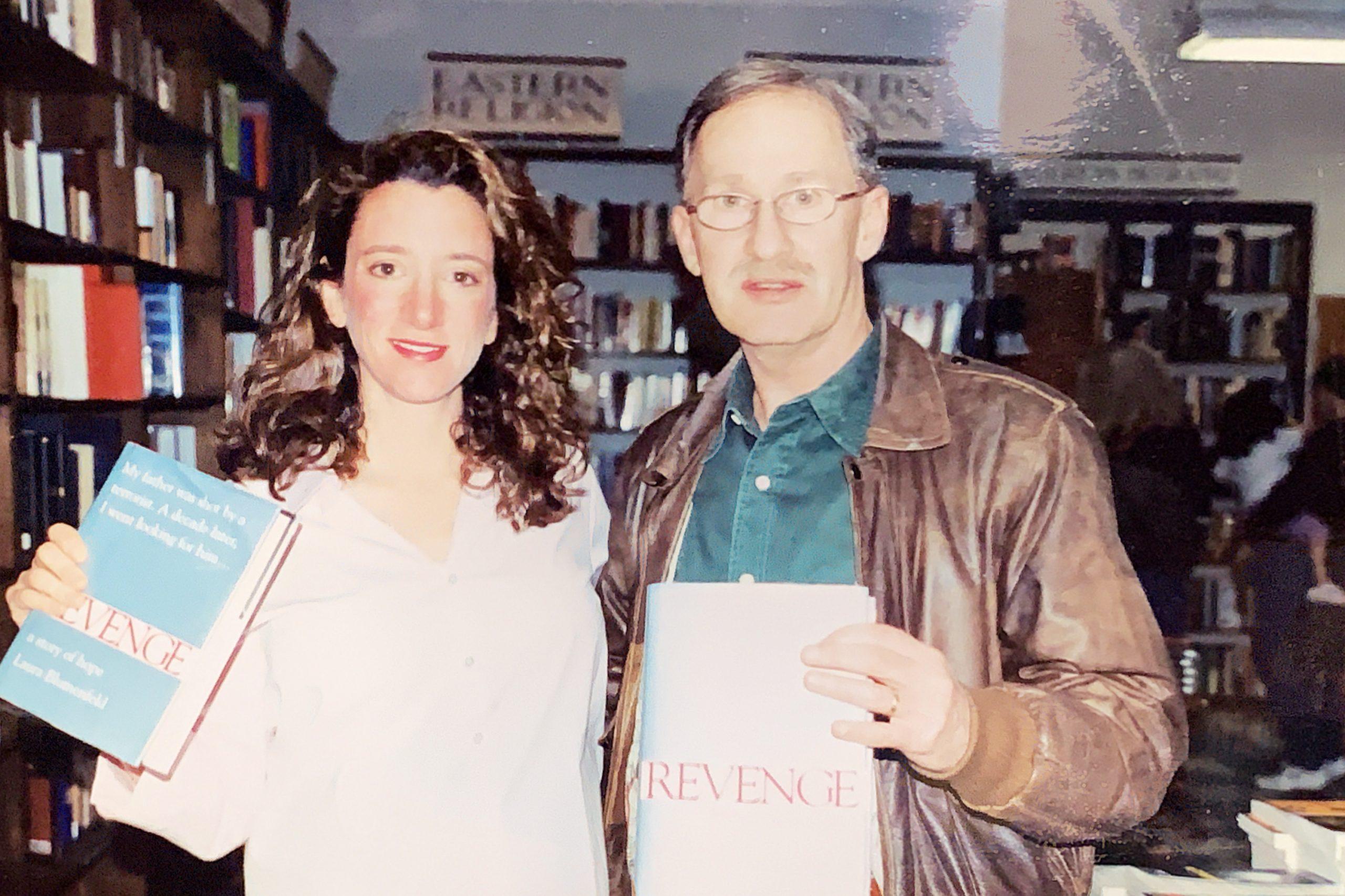 """Laura Blumenfeld, author of """"Revenge"""""""